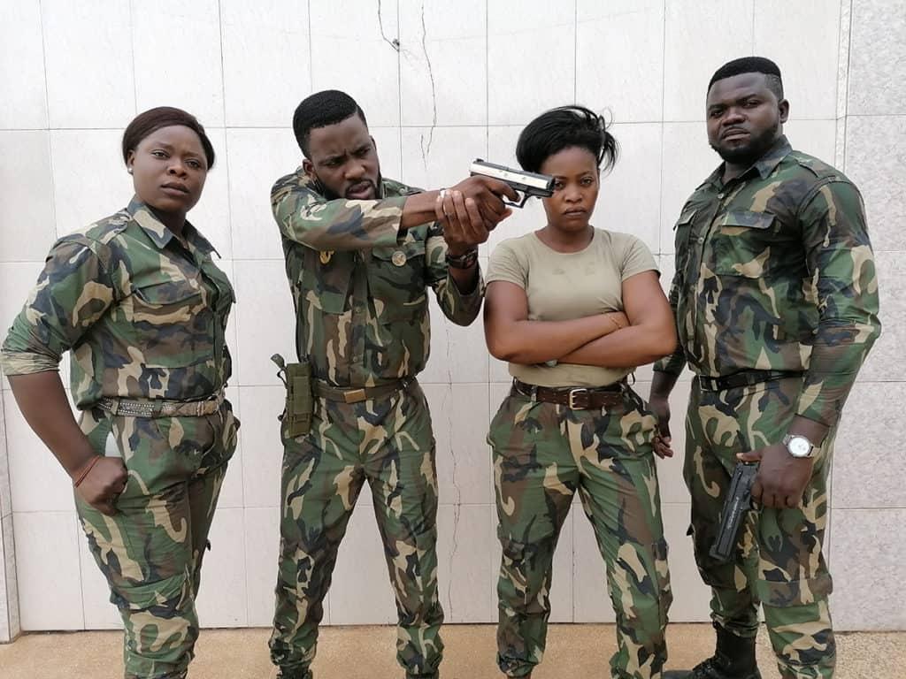 festado tv production serie olevia soldiers