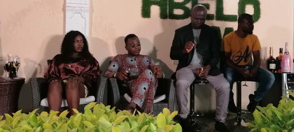 FESTADO TV PRODUCTION Serie togolaise olevia  une soirée festive chez Diby et Enyo