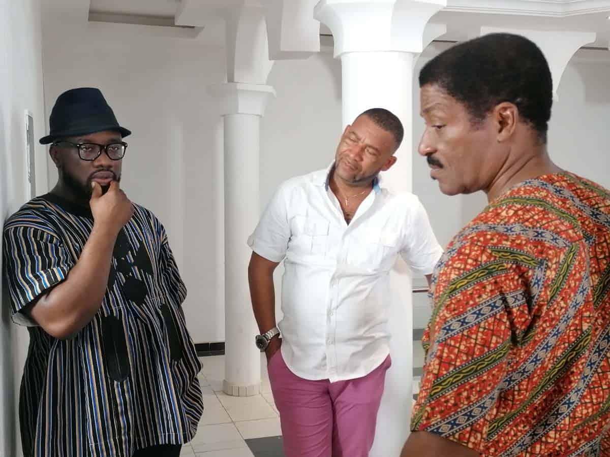 FESTADO TV PRODUCTION Serie togolaise olevia Teko paradiso commandant