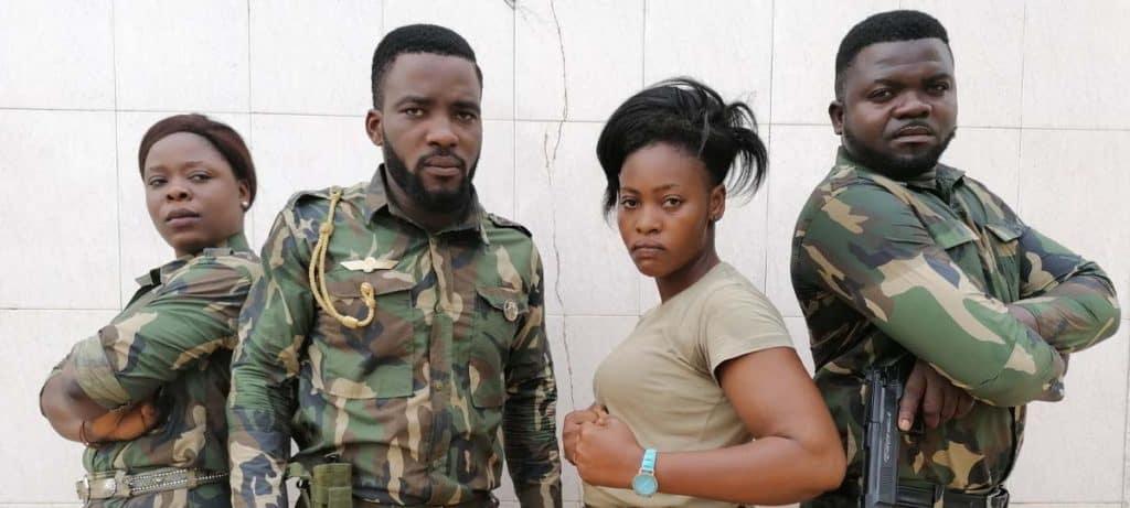 FESTADO TV PRODUCTION Serie togolaise olevia police pour faire regner ordre et securite